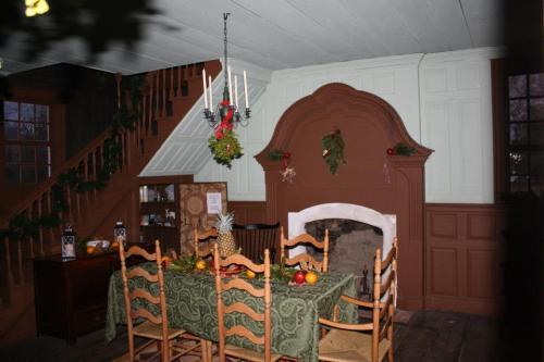 Carter Mansion Christmas Tour