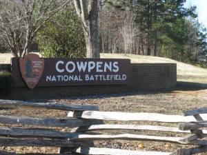 Cowpens Military Battlefield