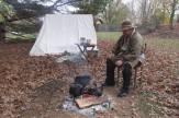 Primitive camp